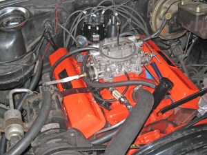 64 impala gas pedal and linkage installation