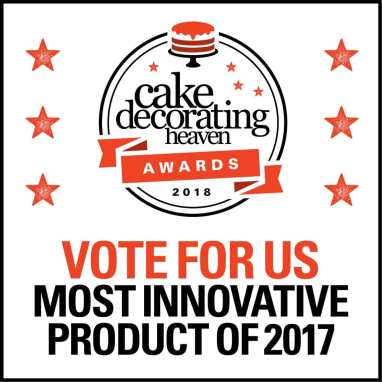 Cake Decorating Heaven - Most Innovative Product