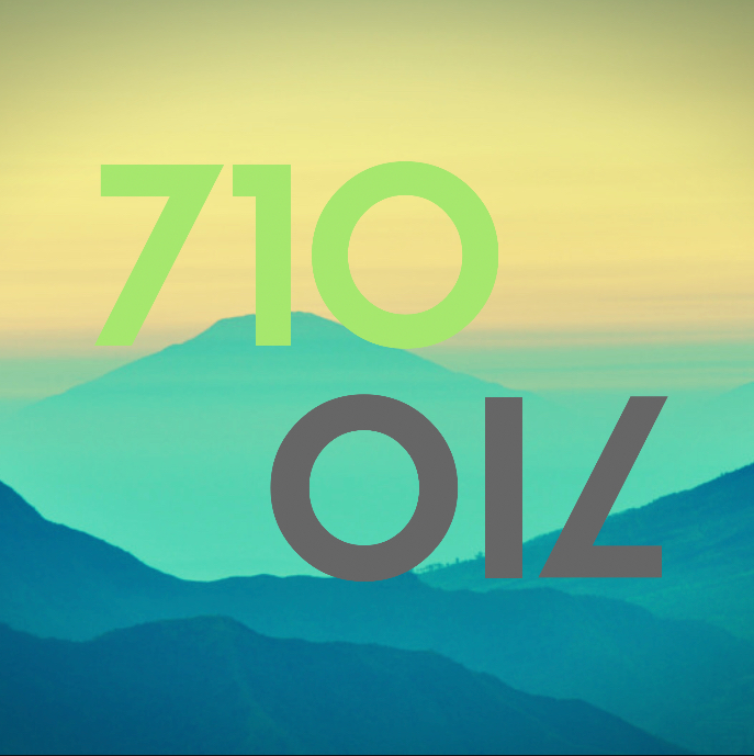 What does 710 mean?