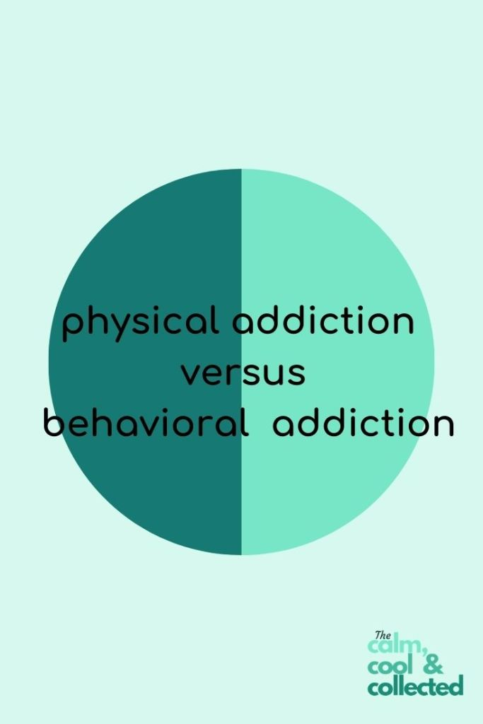The Difference Between Physical Addiction, Behavioral Addiction and Impulse Disorders pin 2