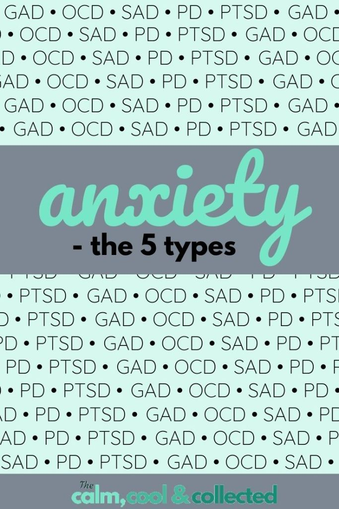 anxiety types pin 2