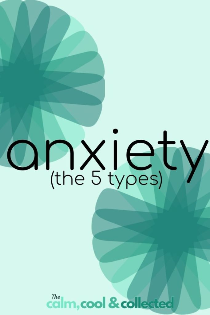 anxiety types pin 3