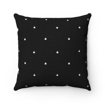 THE CALM, COOL & COLLECTED <br> Loose Leaf Pillow