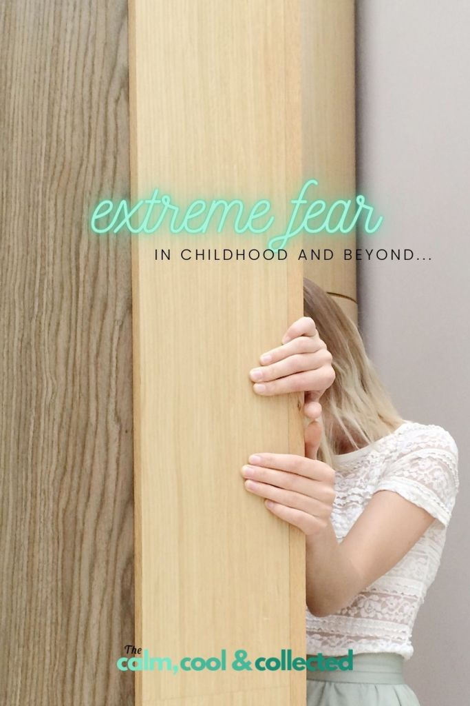 Extreme fear pin 1