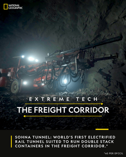 National Geographic India's Extreme Tech series