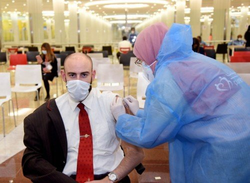 Emirates Group rolls out COVID-19 vaccination programme