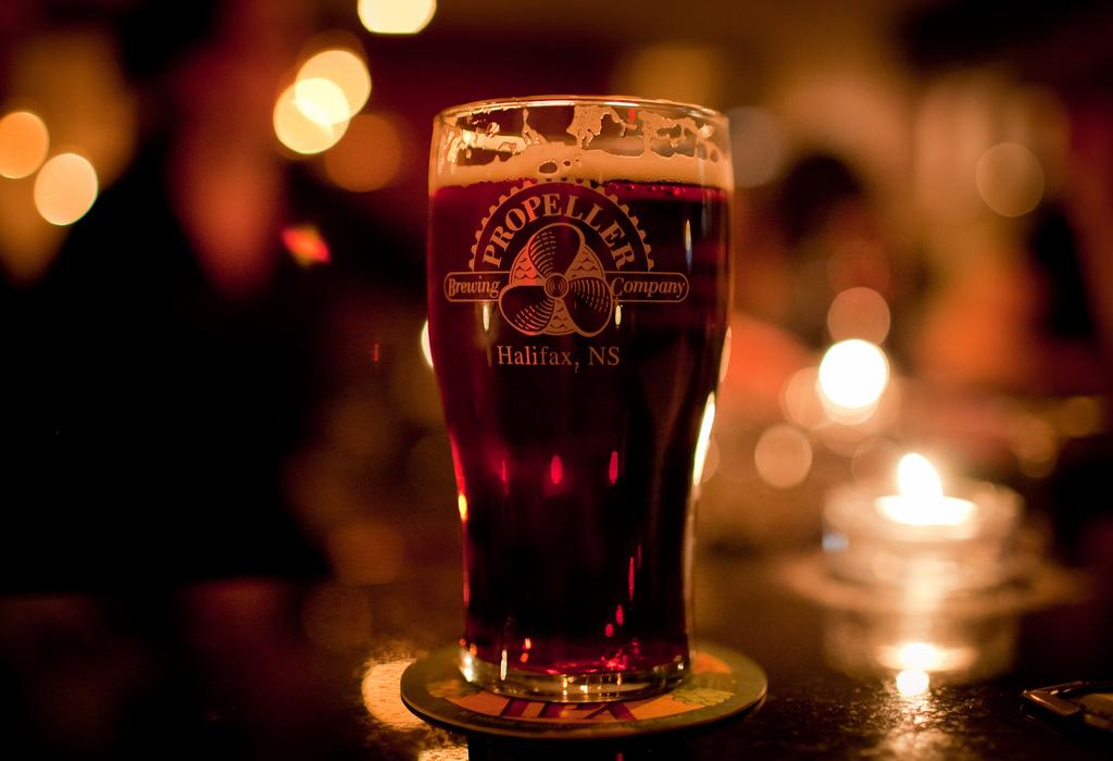Propeller Beer, Halifax Nova Scotia