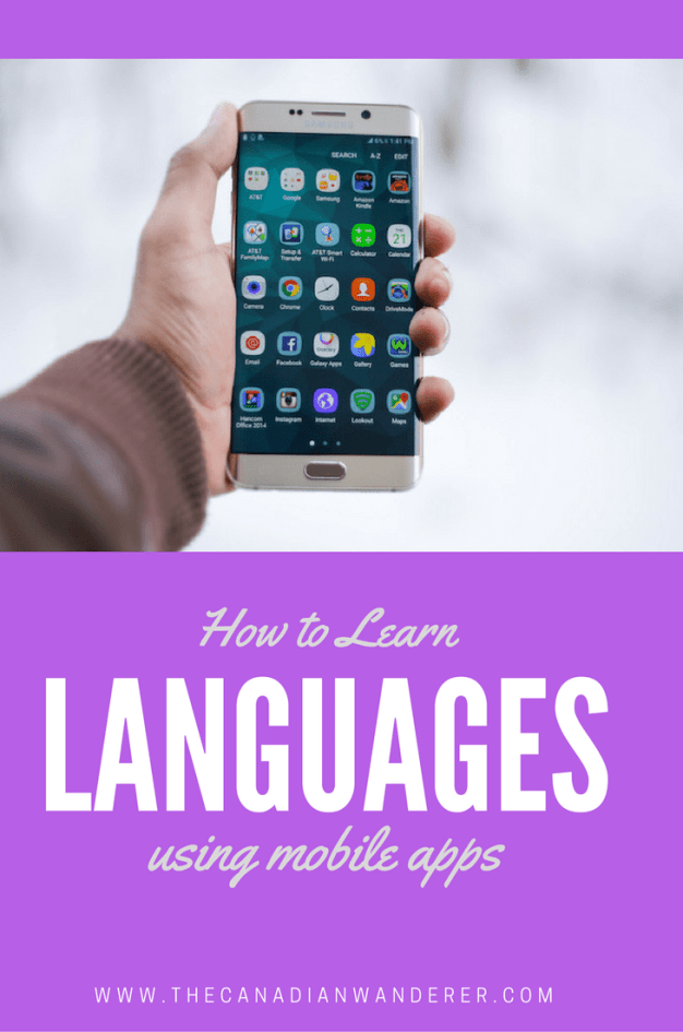 How to Learn Languages using Mobile Apps! Live Abroad | Study Abroad | Work Abroad | Teach English | Learn English | Language Learning | French | Spanish | German | Linguistics