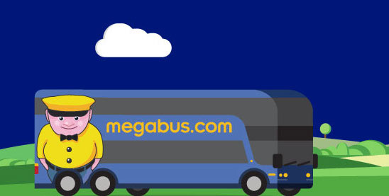 Megabus - Travel Cheaply in Canada and USA