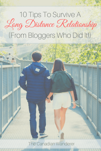 A Guide to Survive a Long Distance Relationship - From Real Bloggers Who Have Done It!