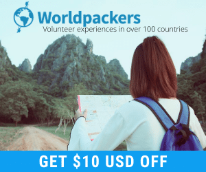 Worldpackers discount