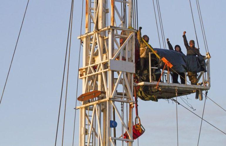 KM8 Fracking One