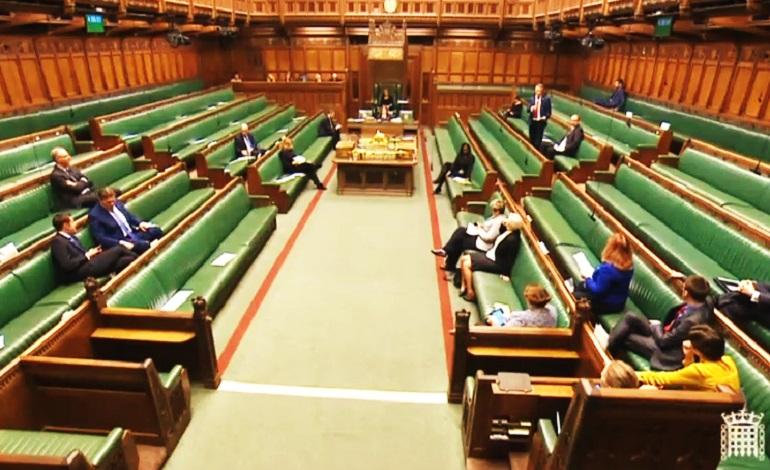 UN Human Catastrophe MPs