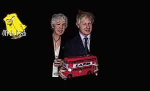 Bus lies Boris Johnson OTP