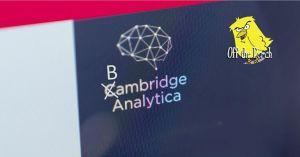 Cambridge Analytica logo changed to Bambridge OTP