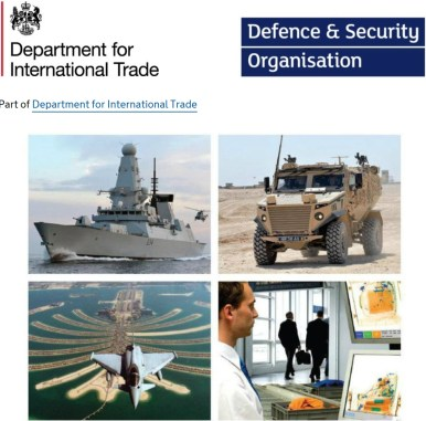 Department for International Trade _ Defence & Security Organisation