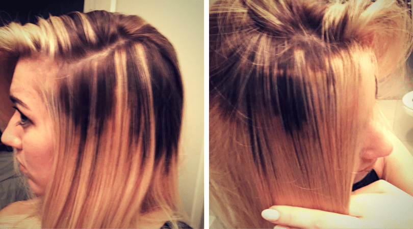 Balayage blonde gone wrong the candid millennial balayage gone wrong solutioingenieria Choice Image