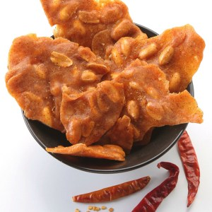 red chili brittle