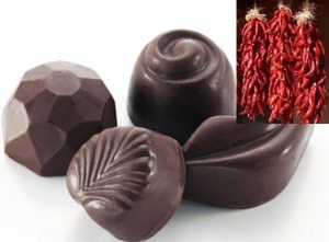 red chile truffle