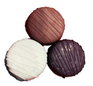 chocloate dipped oreos