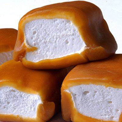 Caramel Dipped Marshmallows