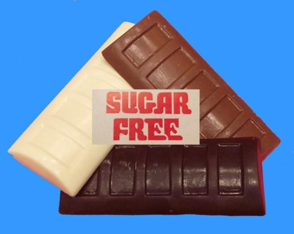 sugar Free Chocolate Bars