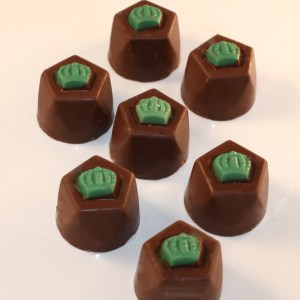 Sugar free mint truffles