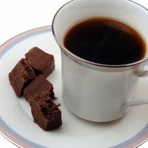Chocolate Coffee Fudge