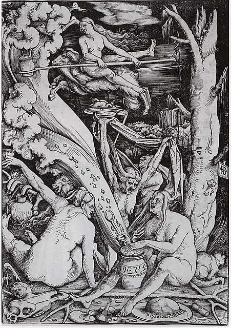 The Witch's Broom, 160AD – The Canna Chronicles