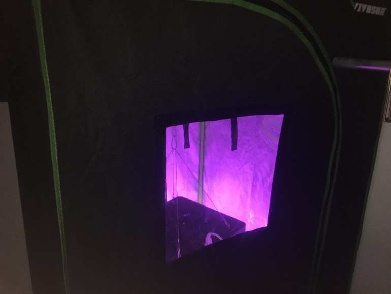 best indoor grow tent with window on it. can see inside and its great.