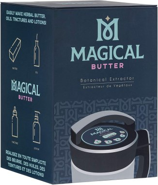 Magical butter machine used to make cannabis oils with a click of a button.