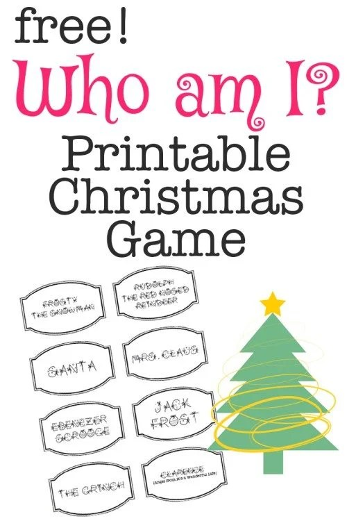 15 Fun Family Christmas Party Games Christmas