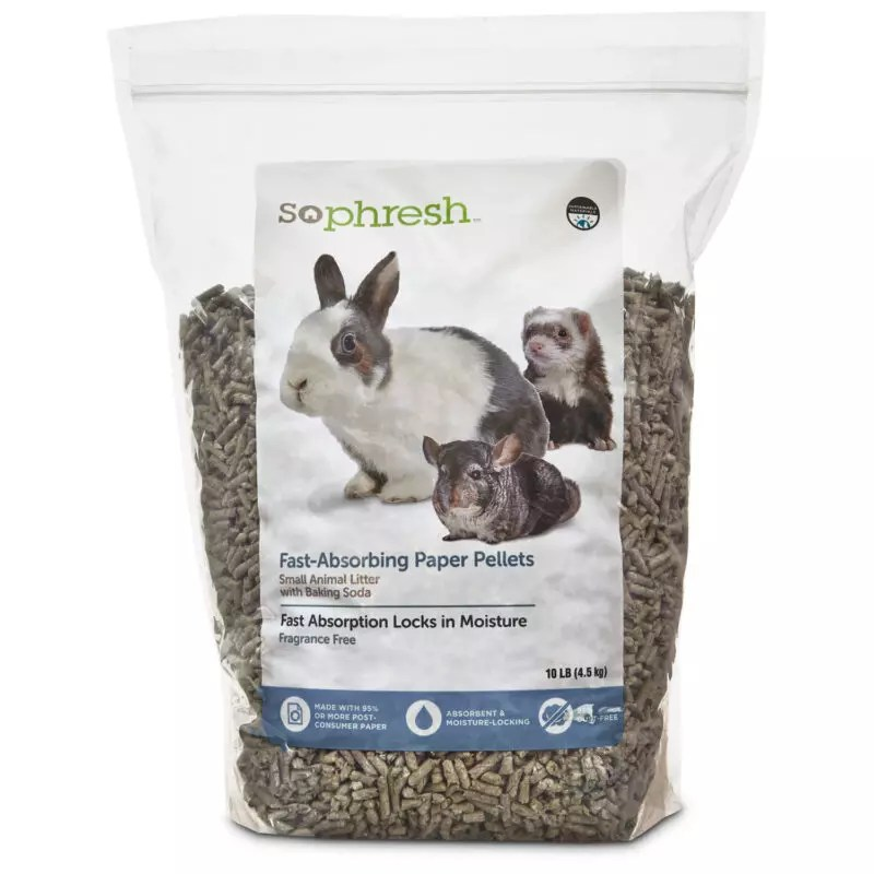 Paper Cat Litter For Rabbits