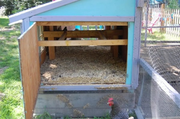How do I keep rodents out of my coop?