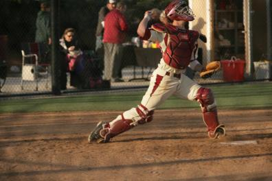 Austin Hedges, seen here playing for JSerra, was named the No. 2 catching prospect in baseball by www.mlbpipeline.com. Photo courtesy of Brett Kay