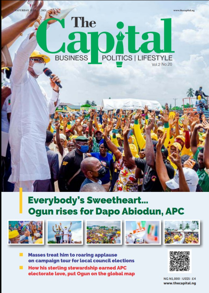 TheCapital FP - Dapo Abiodun Election Campaign Tour