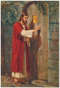 Christ Knocks