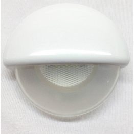 caravan accessories courtesy light half round