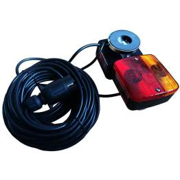 caravan accessories magnetic tow lamps std