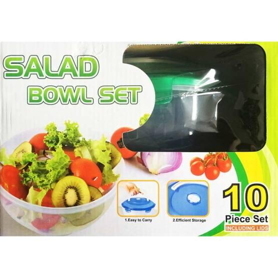 caravan accessories salad bowl