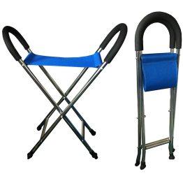 caravan accessories walking stick stool