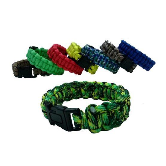 caravan accessories paracord bracelet