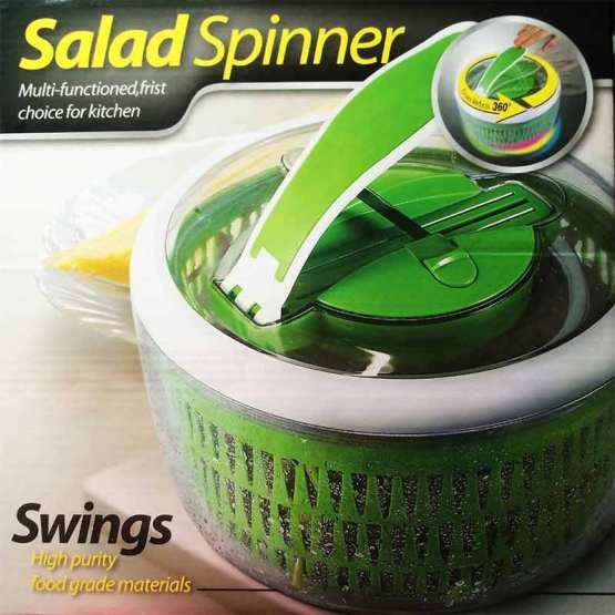 caravan accessories large salad spinner