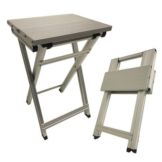 caravan accessories aluminium table