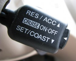 Cruise control - The Car Expert