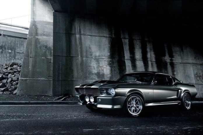 Shelby GT500 Eleanor wallpaper