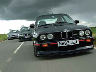 BMW-M3-history