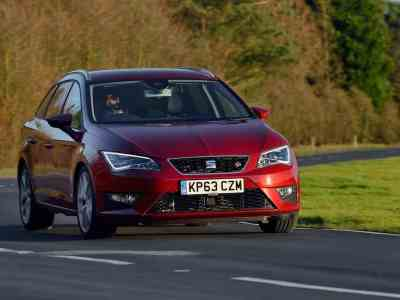 SEAT Leon ST FR review (The Car Expert)