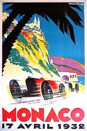 Monaco Grand Prix poster (eBay Collections)