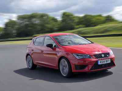 SEAT Leon Cupra review (The Car Expert)